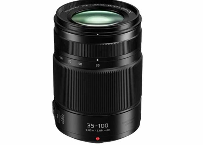 Panasonic Lumix G Vario 35-100mm f2.8 Mark 2 II  MFT Lens - 1