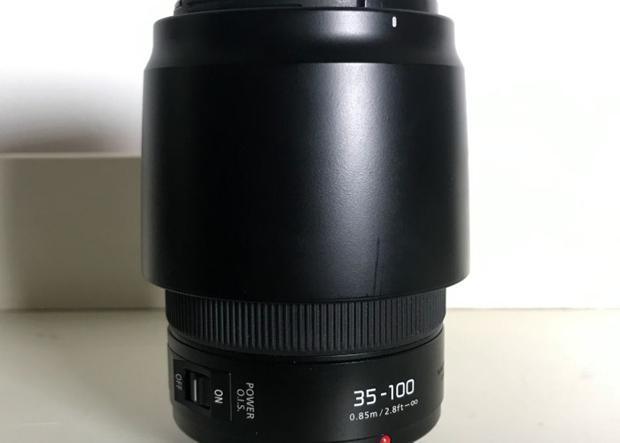 Panasonic Lumix G Vario 35-100mm f2.8 Mark 2 II  MFT Lens - 2