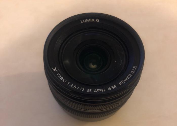 Panasonic Lumix G X Vario 12-35mm F2.8 - MKII - 2