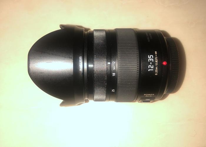 Panasonic Lumix G X Vario 12-35mm F2.8 - MKII - 1