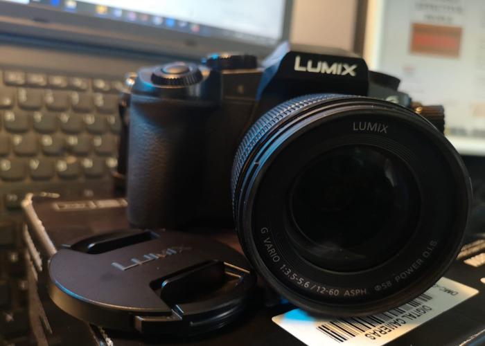 Panasonic Lumix G80 with Lumix G Vario 12-60mm lens - 2
