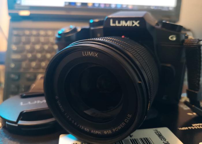 Panasonic Lumix G80 with Lumix G Vario 12-60mm lens - 1