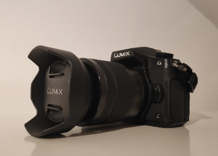 Panasonic Lumix G85/G80 with 12-60mm lens! - 2