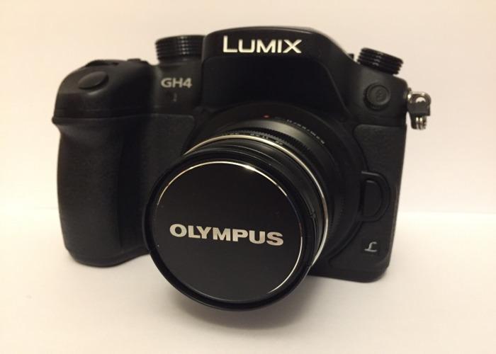 Panasonic Lumix GH 4 - 1