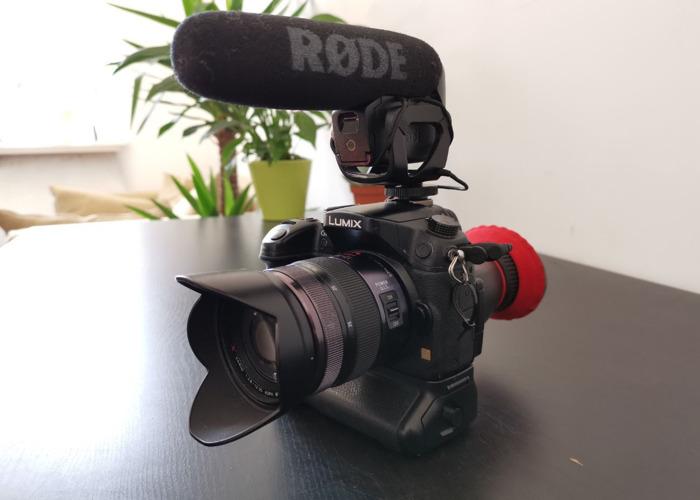 Lumix GH3 Filmmaking Kit: camera, mic, lens + - 1