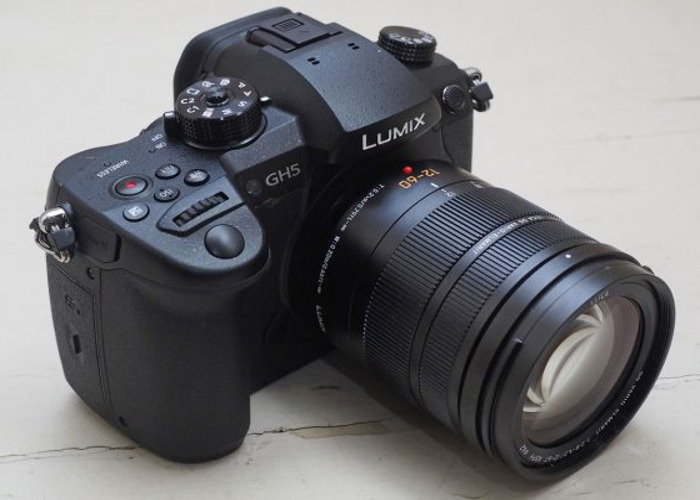 Panasonic Lumix GH5 - 1