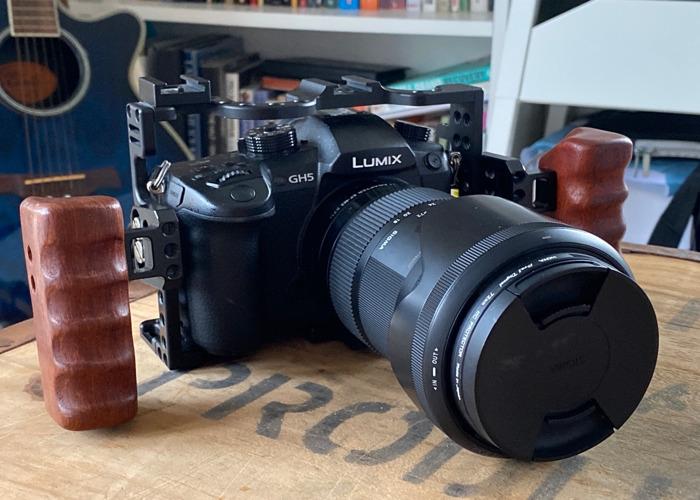 Panasonic Lumix Gh5 Mirrorless Camera - 1