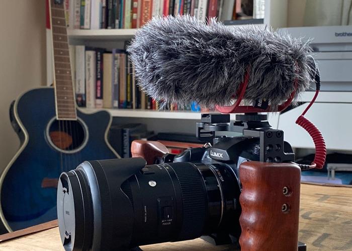 Panasonic Lumix Gh5 Mirrorless Camera - 2