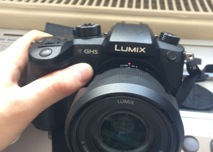 Panasonic Lumix GH5 with EQUIPMENT - 1