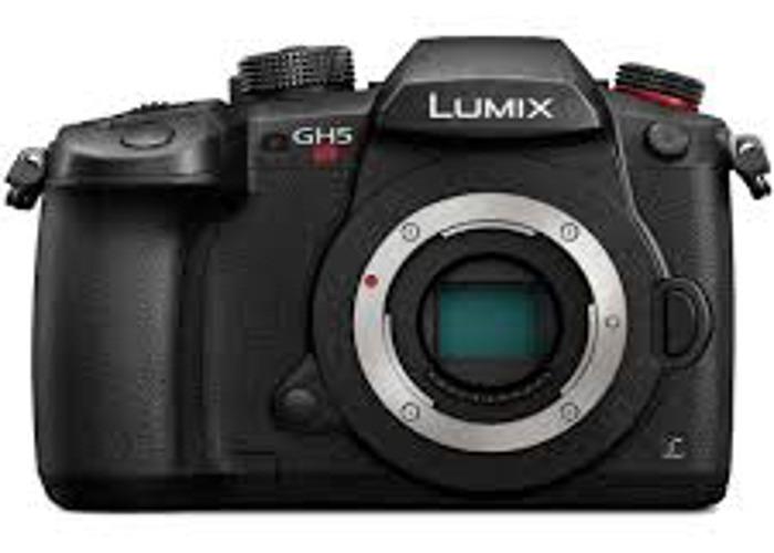 Panasonic Lumix GH5s 4:2:2 10bit M4/3 camera body - 1