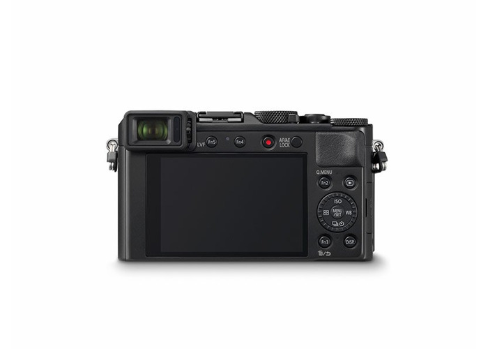 Panasonic Lumix LX100 Mark II Digital Camera - 2