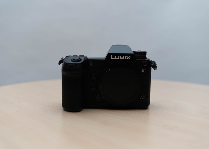 Panasonic Lumix S1 + 24-105mm lens + Ronin M+Neewer Monitor - 2