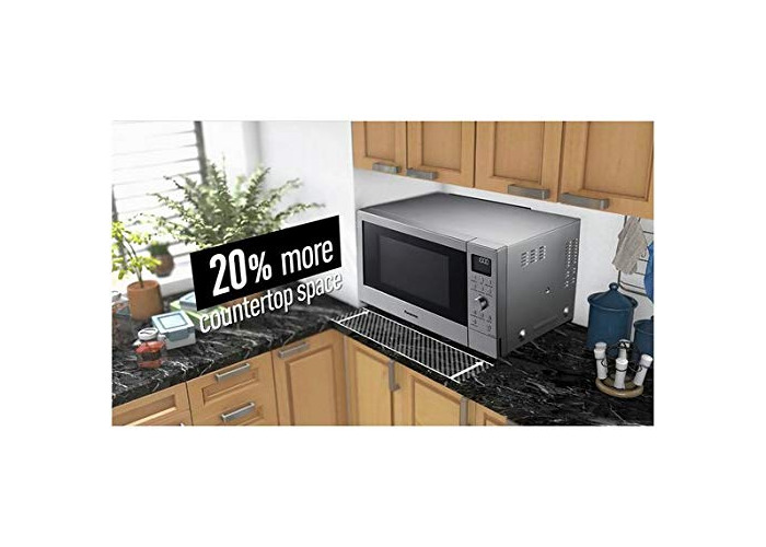 Panasonic NN-CD58JSBPQ Domestic Combination Microwave - 2