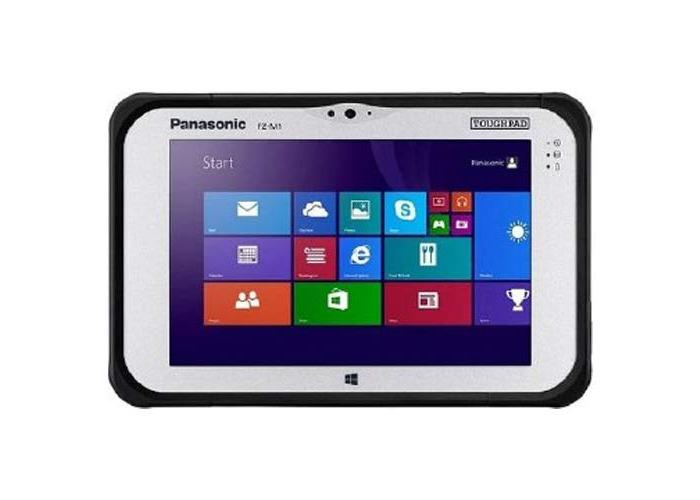 Panasonic Toughpad FZ-M1CCAACBE - 1