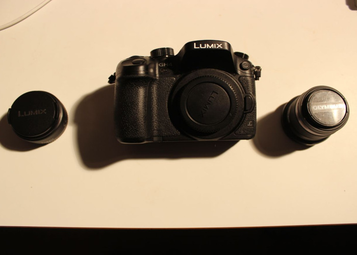 Pansonic Lumix GH4 Kit  - 1