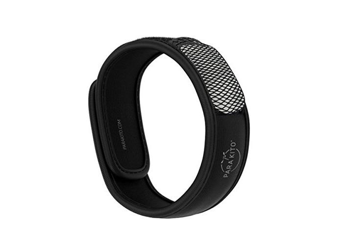 Para'Kito Wristband (with 2 pellets)-Black - 1