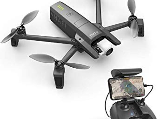 Parrot anafi drone - 2