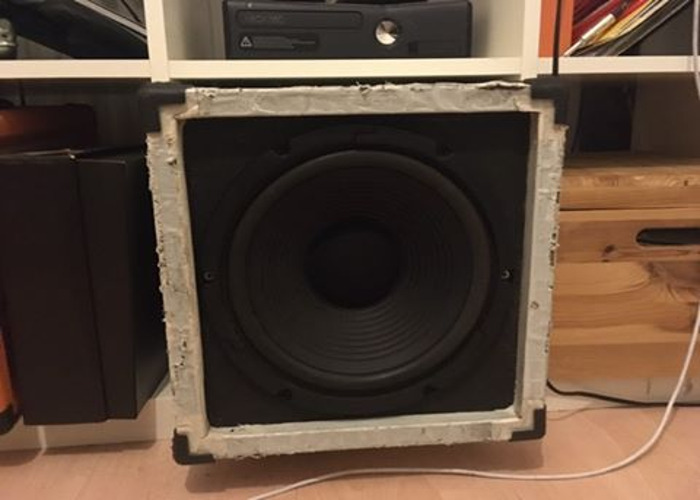 Party Subwoofer - 1
