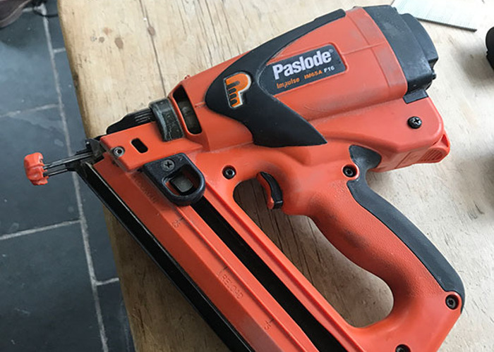 Paslode 2nd Fix Nail Gun - 1
