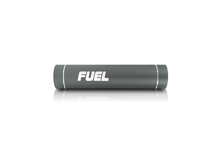 Patriot 2000 mAh FUEL Active Mobile Rechargeable Battery with 3-Stage LED Flashlight - Gun Metal - 2