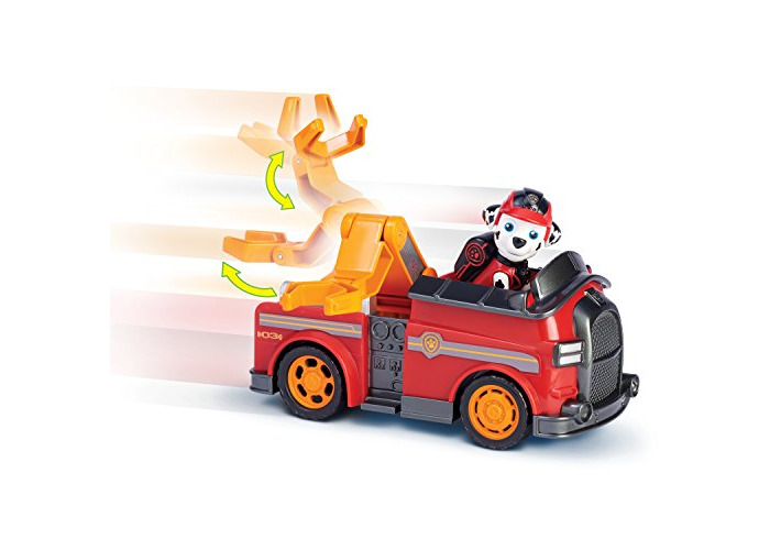 PAW PATROL 6037967 PAW Vehicle-Marshall's Mission Fire Truck - 2