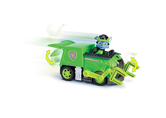 PAW PATROL 6037969 PAW Vehicle-Rocky's Mission Recycling Truck - 2