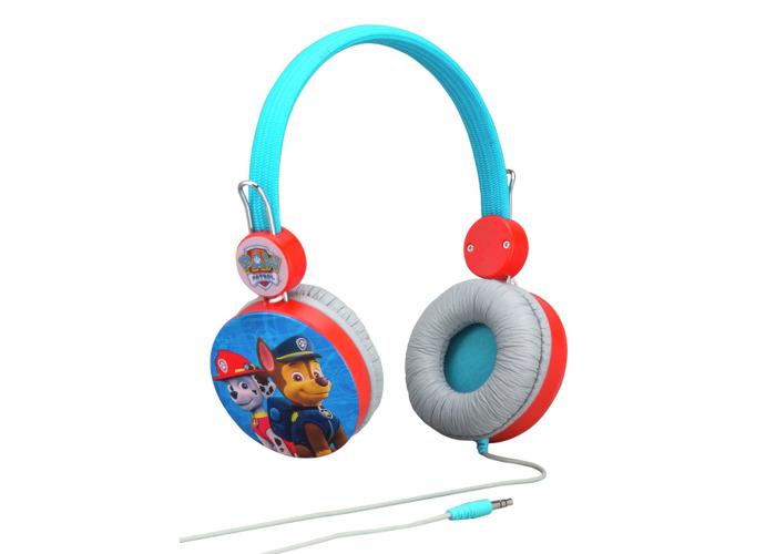 Paw Patrol Kids Headphones Blue