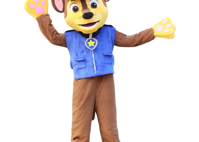 Paw Patrol Mascot  - 1