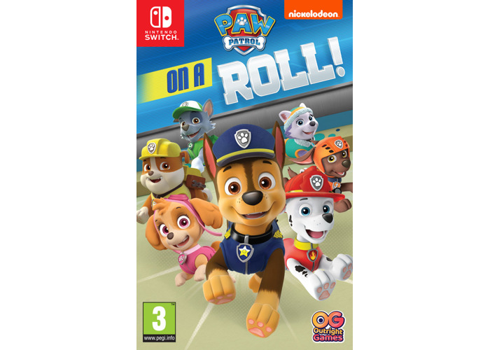 Paw Patrol: On a roll! (Nintendo Switch) [video game] - 2