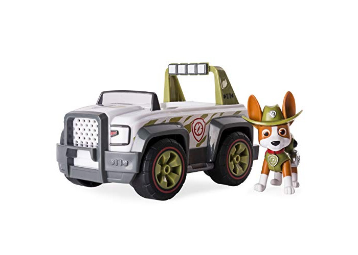 PAW PATROL Paw VHC BscV Jungle Tracker UPCX GML, 6053388, Multi-Colour - 1