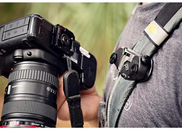 Peak Design quick release lens and camera mount - 2
