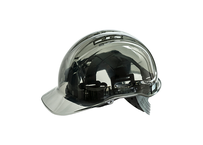 Peak View Helmet  Smoke    R - 1