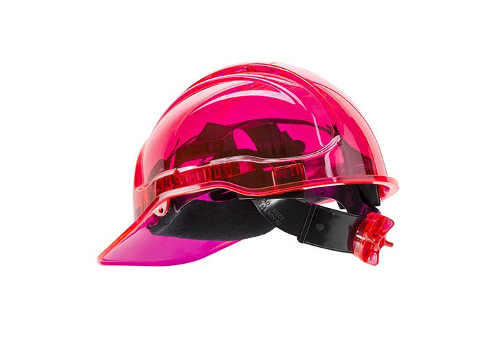 Peak View Ratchet Vent Helmet  Pink    R - 1