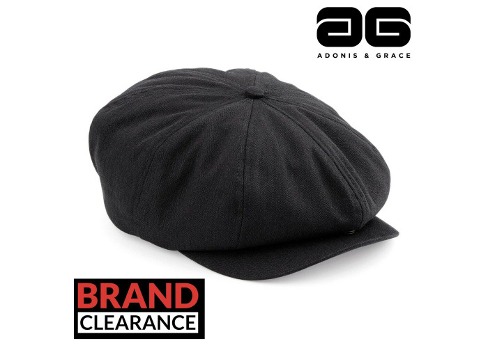 625a20c19ff0 Peaky Blinders Newsboy Style Cap Cotton Gatsby Branded A & G Winter  Summer ...