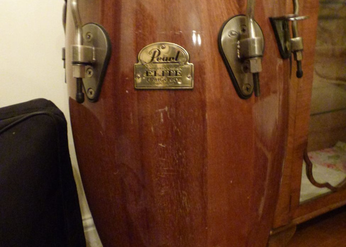 Pearl Elite Conga Drum  - 1