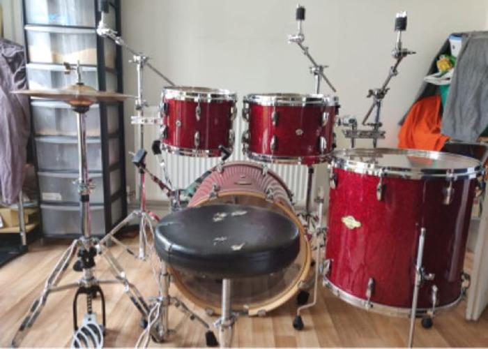 Pearl Masters Drum kit  - 2