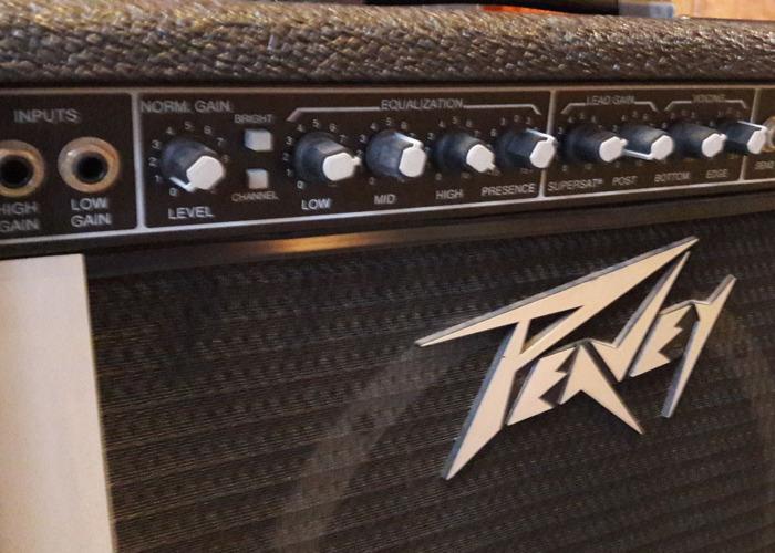 Peavey Guitar Amp - 1