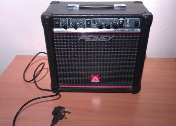 Peavey practice amp for an Electric Guitar - 1