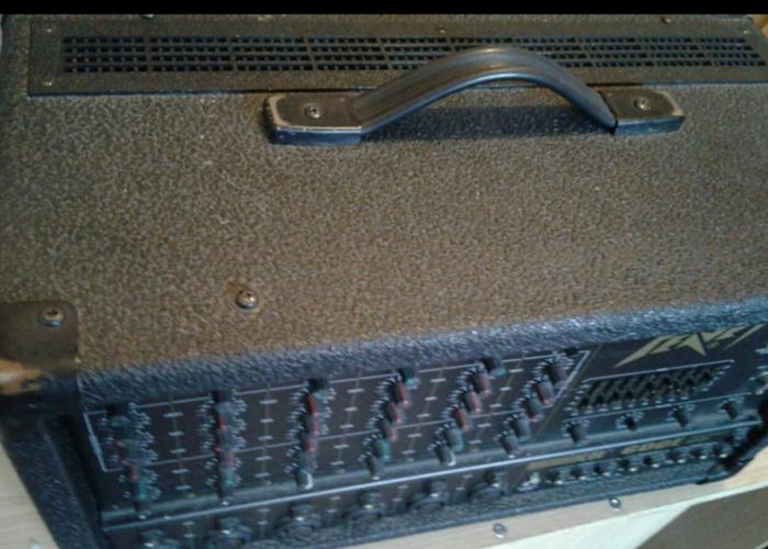 Peavey XR600E Powered Mixer. - 1