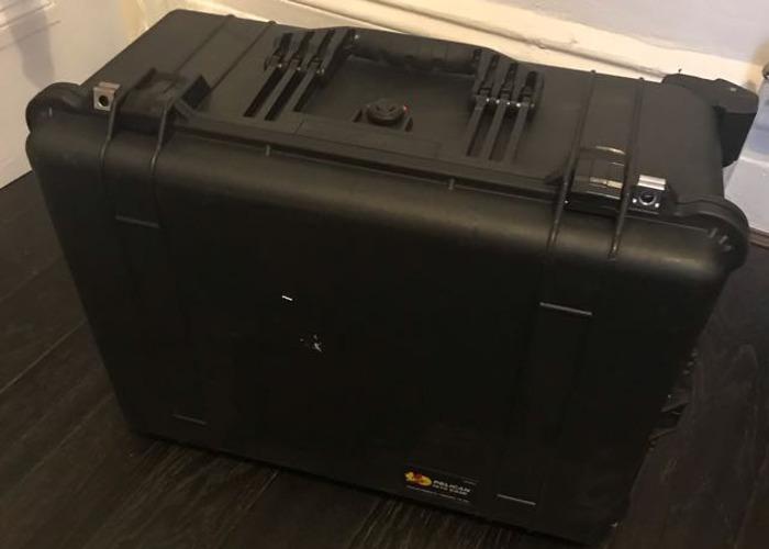 Pelican 1610 case - 1