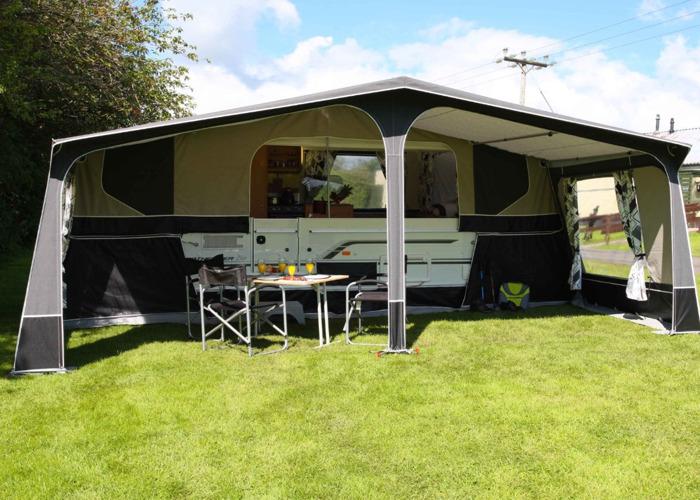 Pennine Pathfinder Folding Camper - 1