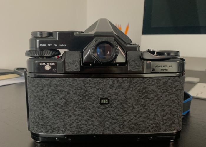Pentax 67 Medium Format Camera (with 90mm 2.8) - 2