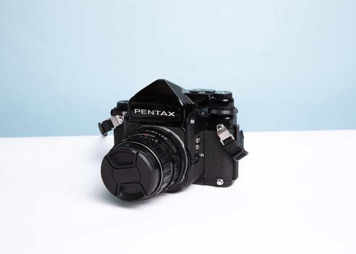 Pentax 67 with 105mm f2.4 Lens - 120 Medium Format Film - 1