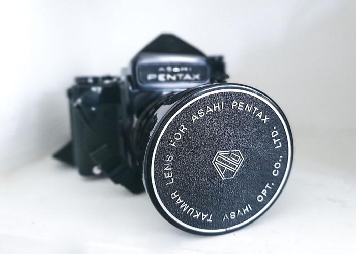 Pentax 67 with 2X Takumar Lenses - 2