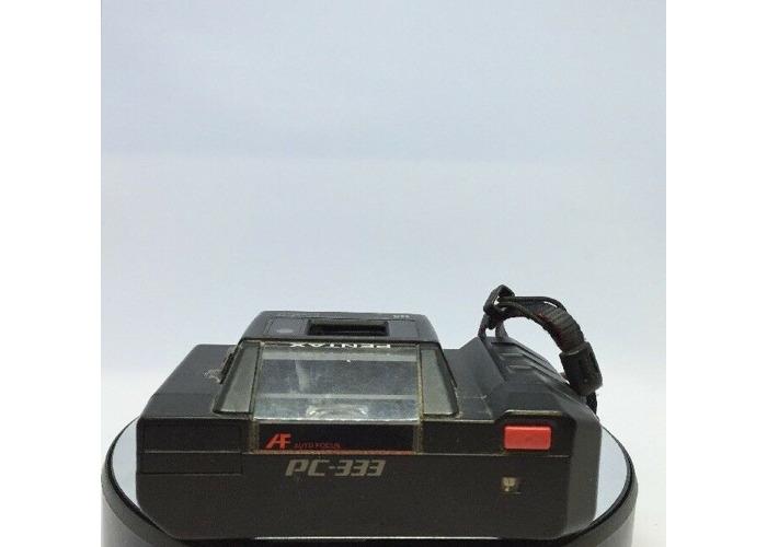 Pentax PC-333 DX Autofocus 35mm Film Camera AF f/3.5 Lens Flash #211 - 2
