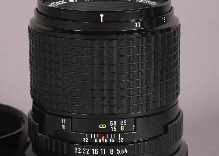 Pentax 67 135mm f4 Macro Lens - 2