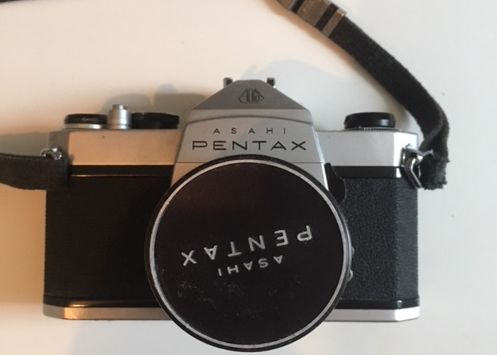 Pentax Spotmatic SP 1000 35mm SLR Film Camera - 1