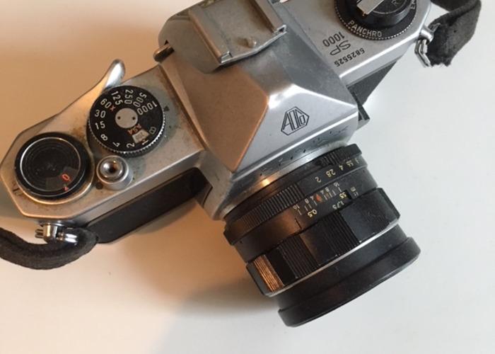 Pentax Spotmatic SP 1000 35mm SLR Film Camera - 2