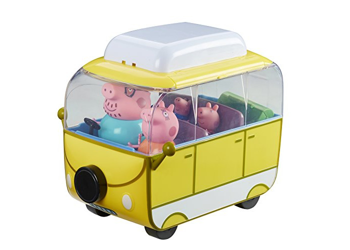 Peppa Pig 05332 Campervan Set - 1
