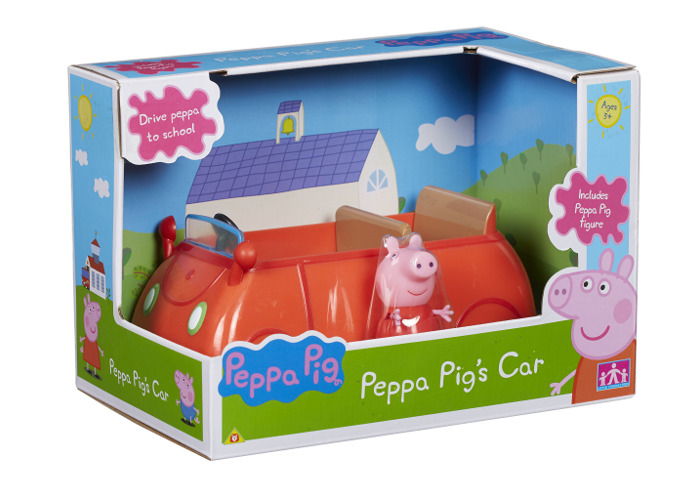 Peppa Pig 06059 Vehicle - 2
